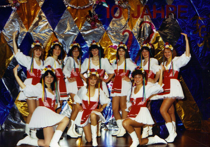 Tillygirls/boys 1981/1982