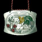 Orden 2001/2002 - Eine närrische Zeitreise