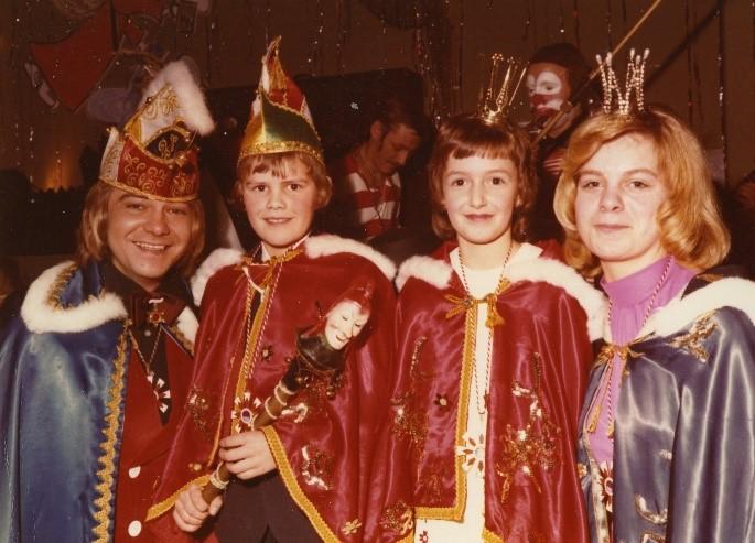 Session 1973/1974 - Ein Schlagersänger als Prinz