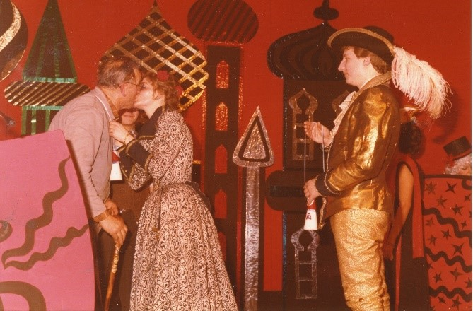 Session 1979/1980 - Ein neuer Donau-Lechler Faschingsbote