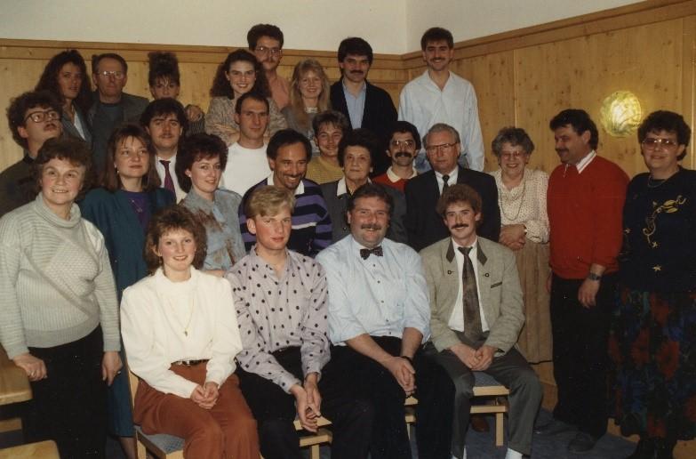 Session 1990/1991 - Der Fasching fällt aus