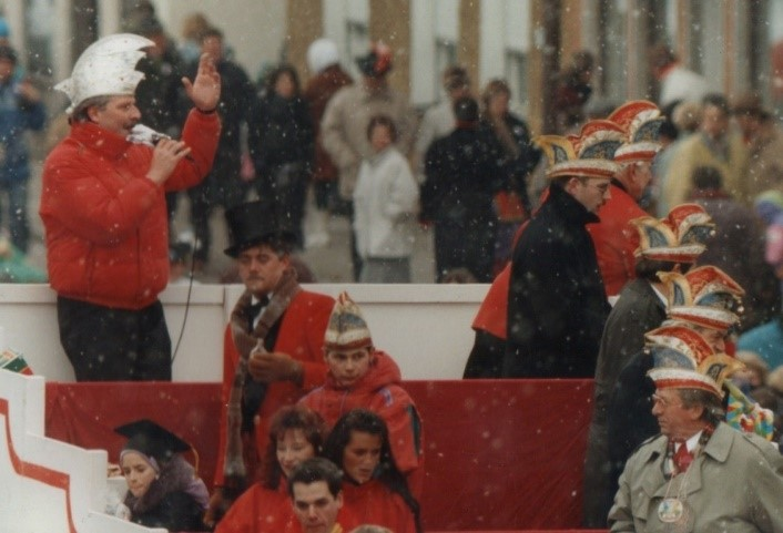 Session 1993/1994 - Das erste Nordschwäbische Gardetreffen