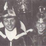 Renate I. (Renate Dornreiter) & Fritz I. (Fritz jun. Bischoff)