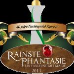 Orden 2012/2013 - Rainste Phantasie - Ein Fasching mit Magie